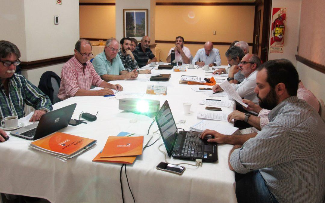 Reunión de Comisión Directiva de CEDASABA con amplia agenda de trabajo