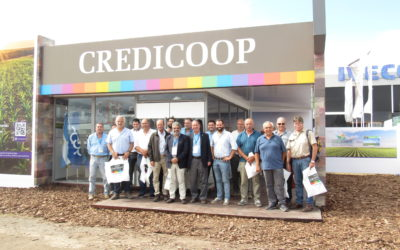Se presentó en Expoagro 2019, la tarjeta AgroCabal CEDASABA