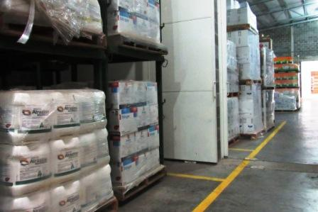 SOMERA relevó sobrestock de fitosanitarios en el canal de distribución
