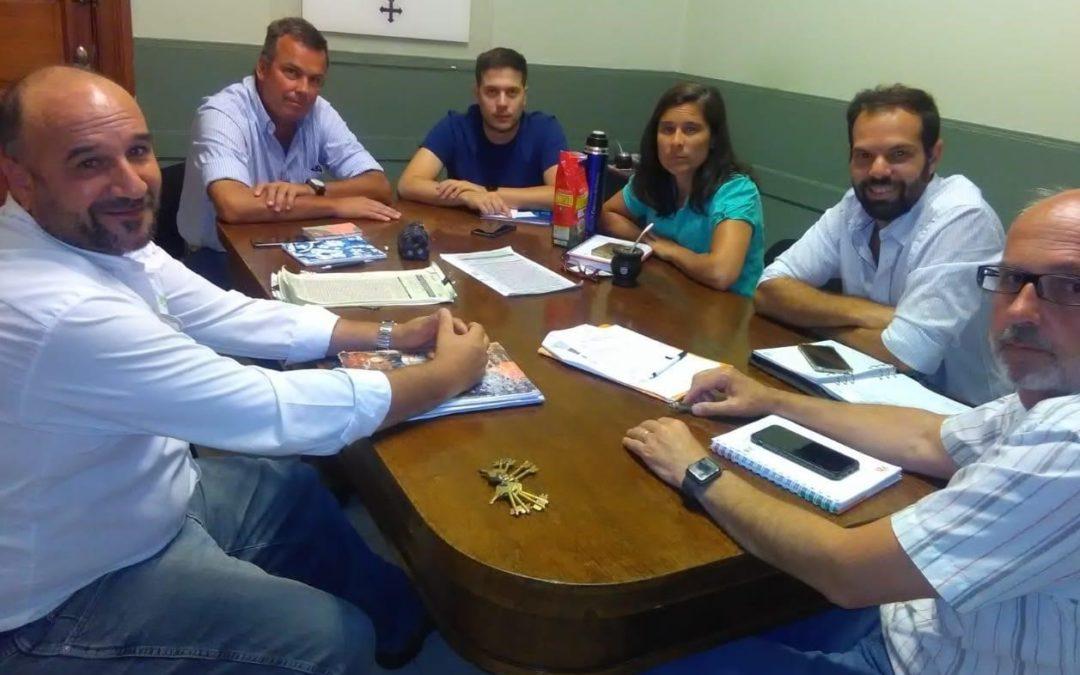 Envases Vacíos: Se concretaron reuniones en Suipacha, Arrecifes y Carmen de Areco